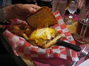 Mary's Sandwich!